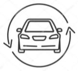 Trámites para autos nuevos y usados desde el DMV.